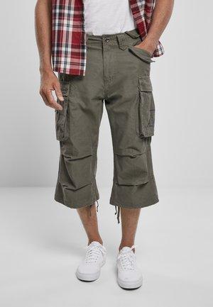INDUSTRY VINTAGE - Shorts - olive