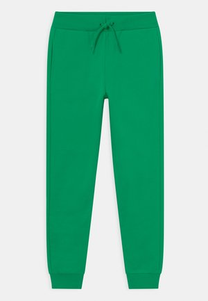 NKNFALKE UNISEX - Tracksuit bottoms - green