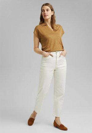 Polo shirt - light brown