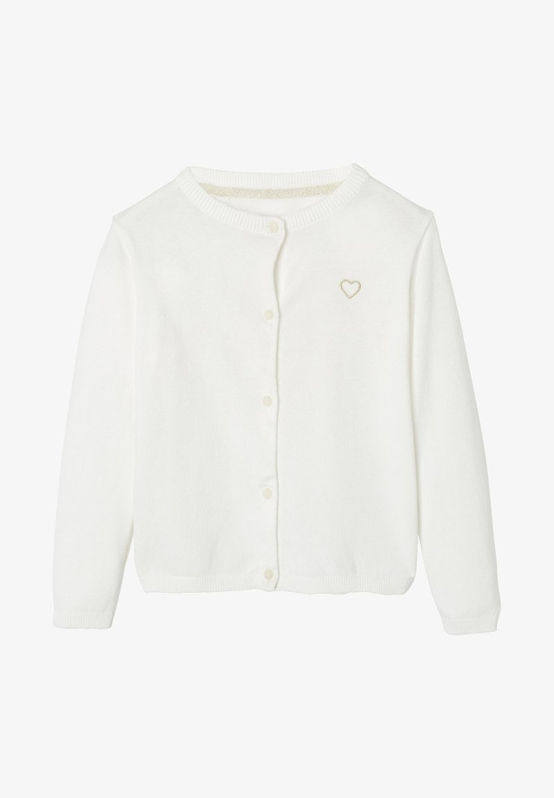 Vertbaudet - Cardigan - white