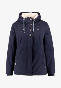 Ragwear Plus - LYNX COAT - Lett jakke - navy - 4