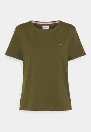 SOFT  - Basic T-shirt - northwood olive