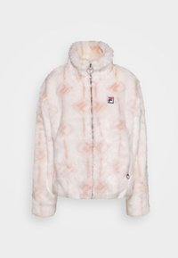 Fila - HARUTO JACKET - Winter jacket - blanc de blanc/sepia rose - 4