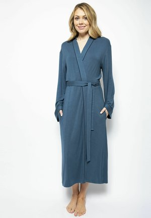 Dressing gown - teal