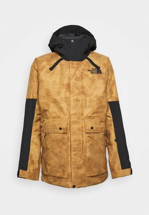 BALFRON JACKET - Skijacke - tan/black