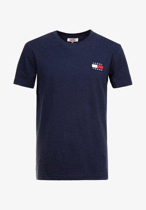 BADGE TEE - T-shirt basic - blue