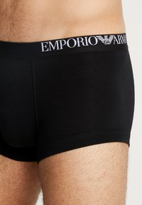 Emporio Armani - 3 PACK TRUNK - Pants - black - 4