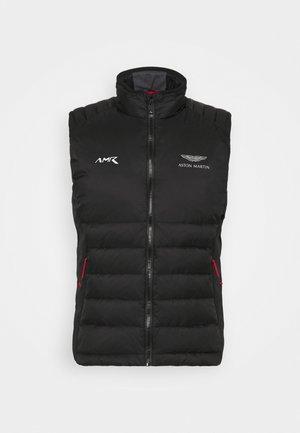 AMR APEX MOTO GILET - Waistcoat - black
