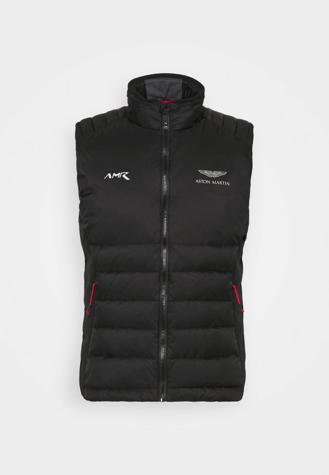 AMR APEX MOTO GILET - Veste - black