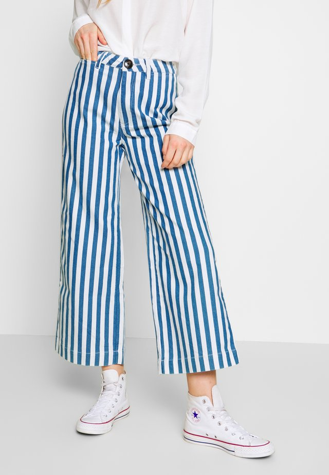 OLD MATE PANT - Pantaloni - blue