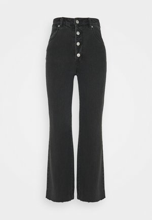 EASTCOAST CROP FLARE - Flared Jeans - comfort shadow