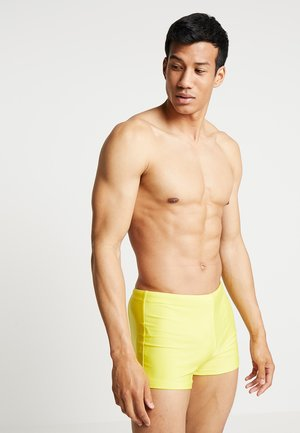 TRUNK - Swimming trunks - bright yellow