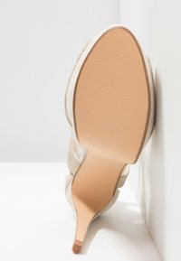 Anna Field - High heeled sandals - beige - 6