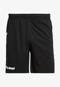 Hummel - CORE SHORTS - Sports shorts - black - 4