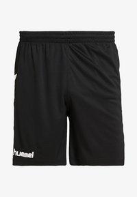 CORE SHORTS - kurze Sporthose - black