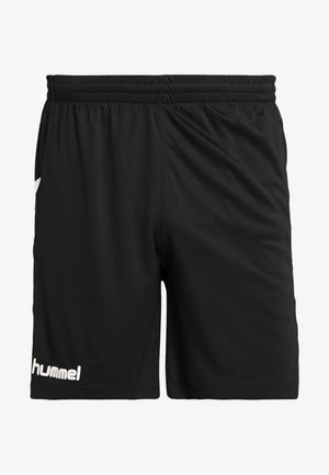 CORE SHORTS - Sports shorts - black