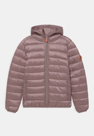 IRIS HOODED UNISEX - Giacca invernale - misty rose
