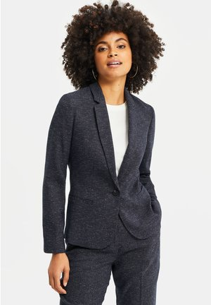 Blazer - blended dark grey