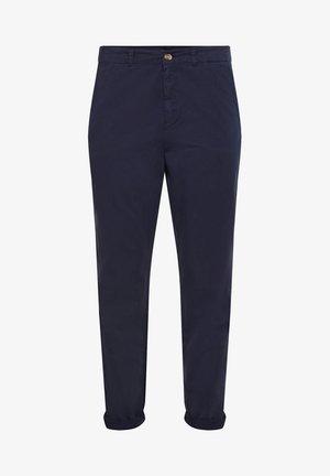 Spodnie materiałowe - dark blue