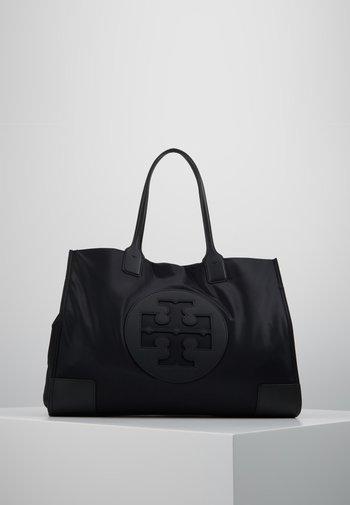 ELLA TOTE - Shopping bag - black
