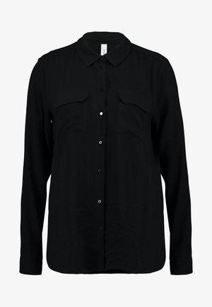 RADIA - Skjorte - black