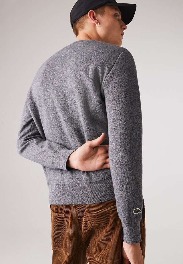 Pullover - gris chine