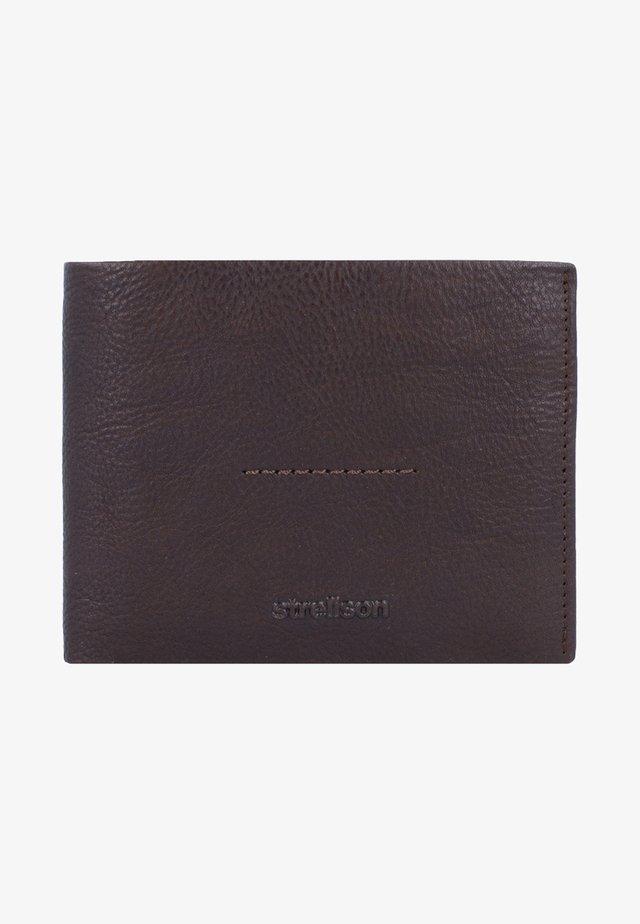 COLEMAN  - Wallet - dark brown