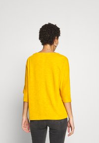 s.Oliver - Long sleeved top - yellow - 2