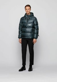 BOSS - Down jacket - open green - 1