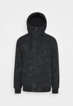 HERNAN COASTER  - Light jacket - anthracite