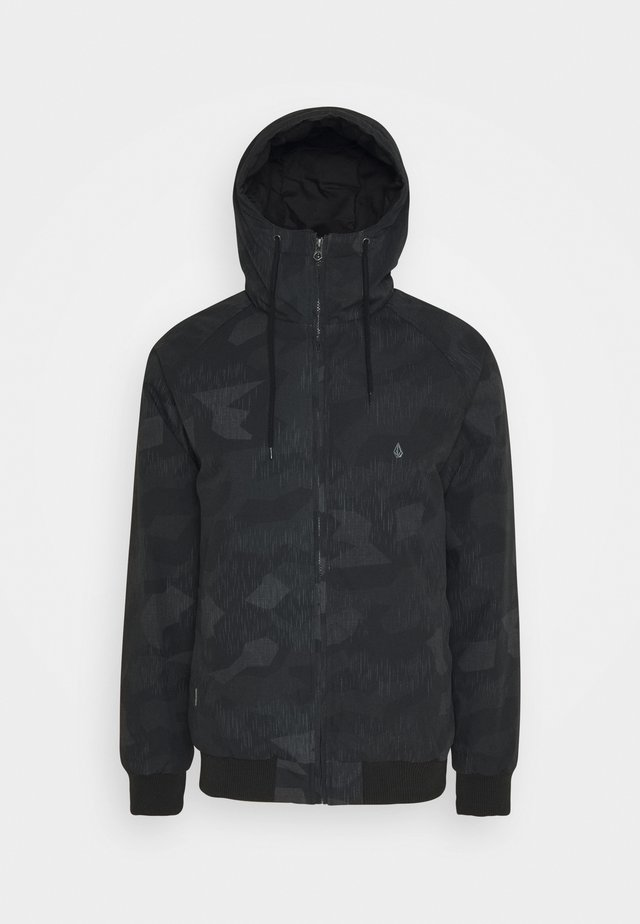 HERNAN COASTER  - Light jacket - anthracite