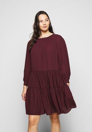 SLFMAYA SHORT DRESS - Day dress - winetasting