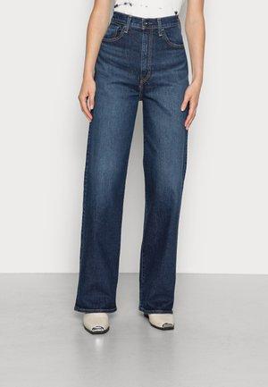HIGH LOOSE - Straight leg jeans - nami