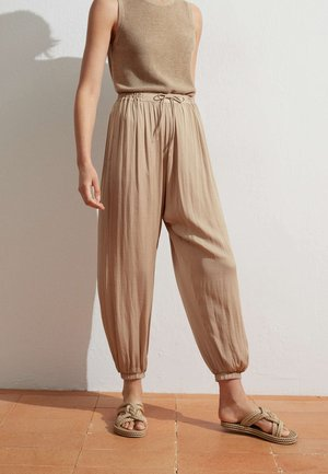 HAREM  - Trousers - beige