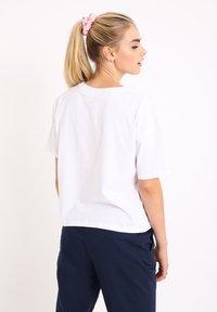 Pimkie - MIT MEME - Print T-shirt - naturweiß - 2