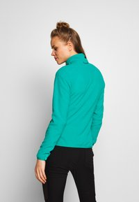 The North Face - WOMENS GLACIER FULL ZIP - Fleecejakke - jaiden green - 2