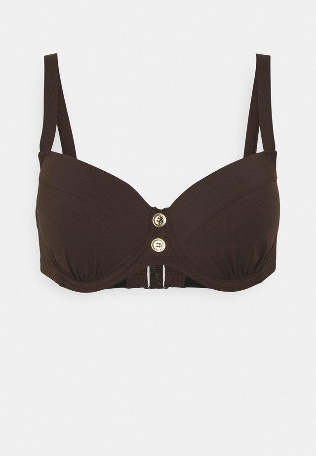 Bikini-Top - brown