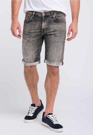 Short en jean - ash grey