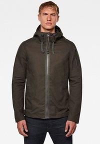 G-Star - BATT ZIP - Outdoor jacket - asfalt - 0