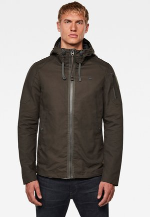 BATT ZIP - Outdoorjas - asfalt