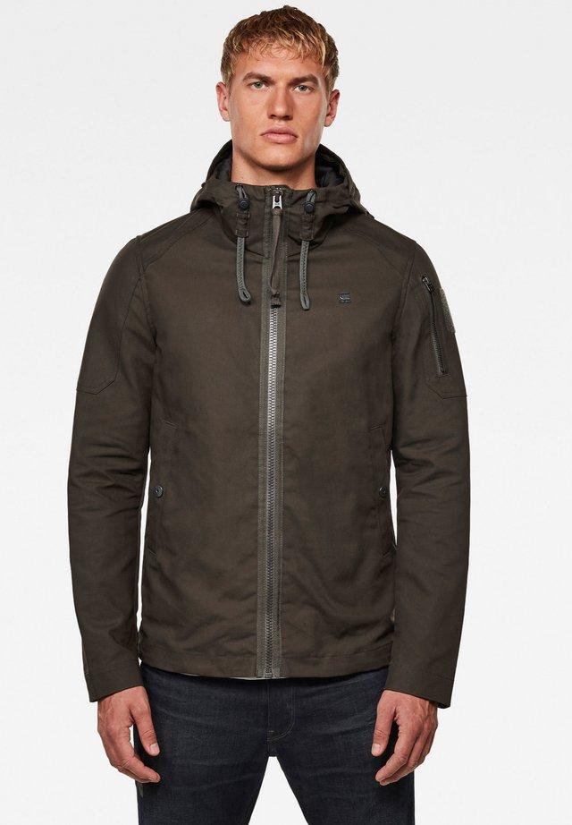 Outdoor jacket - asfalt