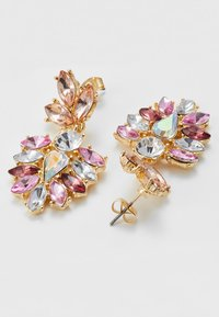 Pieces - PCBEL EARRINGS - Örhänge - gold-coloured/pink - 2