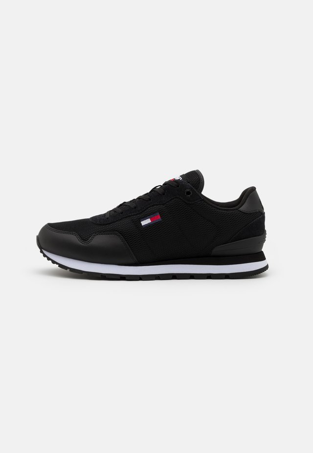 LIFESTYLE MIX RUNNER - Sneakers laag - black