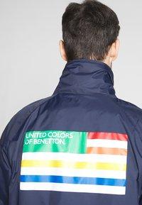 Benetton - JACKET - Let jakke / Sommerjakker - darkblue - 4