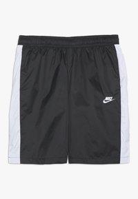 Nike Sportswear - CORE  - Shorts - black/white - 0