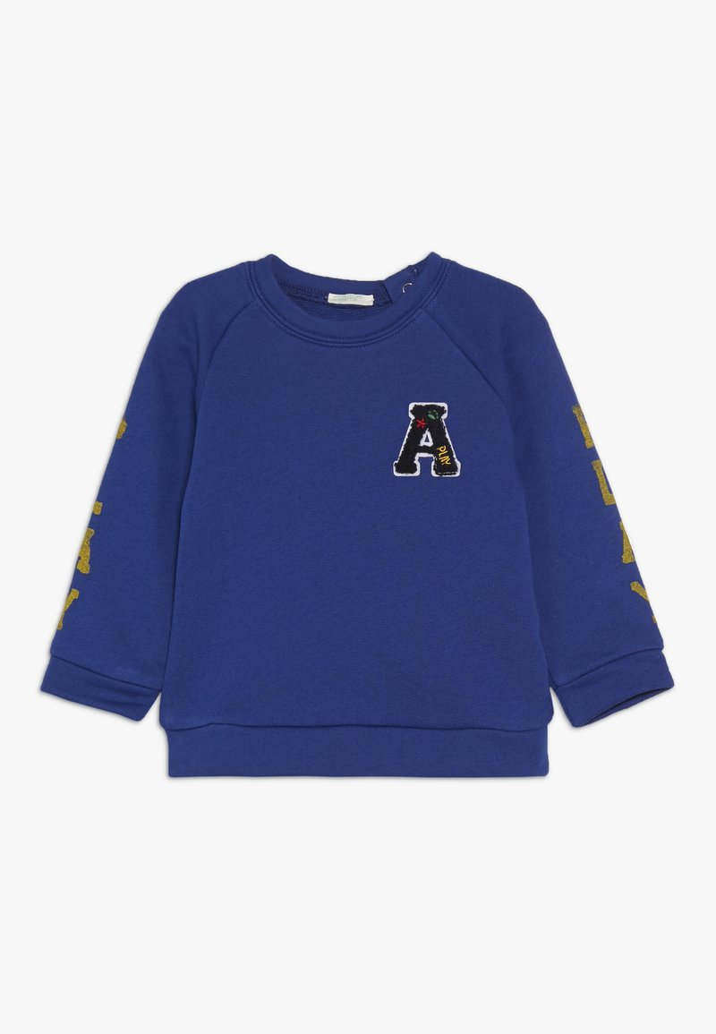 Benetton - SWEATER - Sweatshirt - dark blue