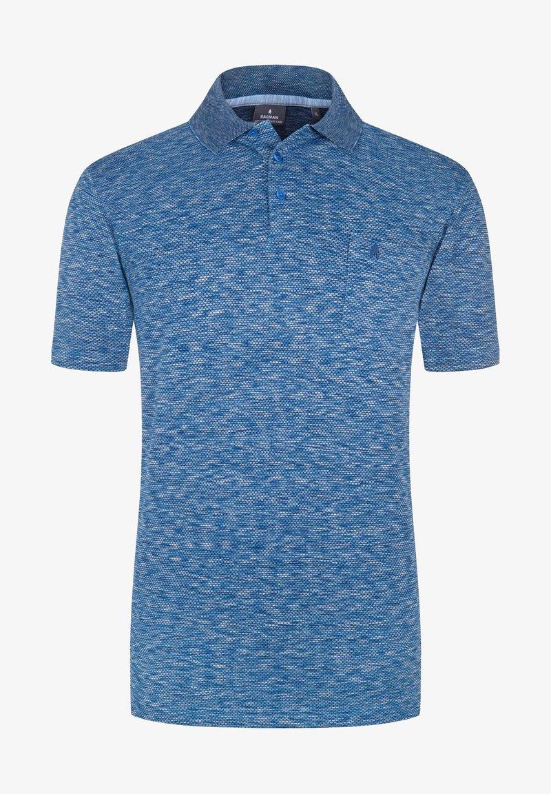 Ragman - Polo shirt - blue