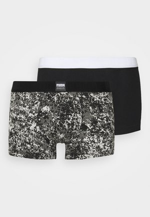 MEN TRUNK 2 PACK - Pants - black