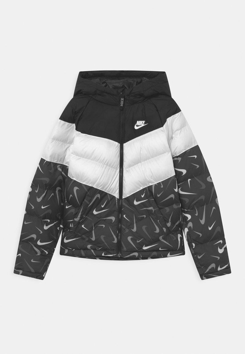 Nike Sportswear - UNISEX - Winterjas - black/white