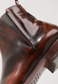 Jeffery West - ESCOBAR PLAIN CHELSEA - Classic ankle boots - college mid brown - 5